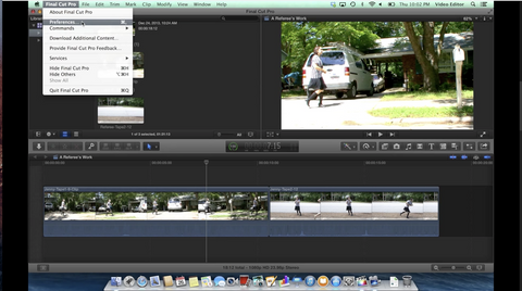 How to backup your Final Cut Pro X 10.1 Libraries to Dropbox