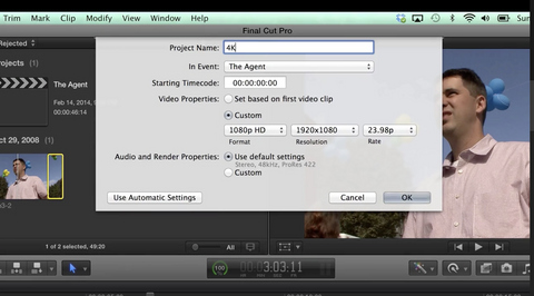 How to find 4K-ready content in Final Cut Pro X