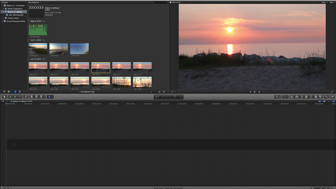 Basics of editing in FCPX