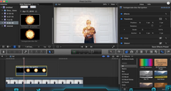 Final Cut Pro X Tutorial: Wind Ball Effect