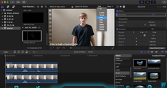 Final Cut Pro X Tutorial: Bullet Hit Effect!