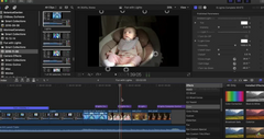 "Fun with Motion 5.3 -  ""Light Up My World"" Effect for FCPX"