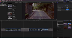 Luma Fade Transition - Final Cut Pro X