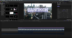 Casey Neistat Intro Effect - Final Cut Pro X