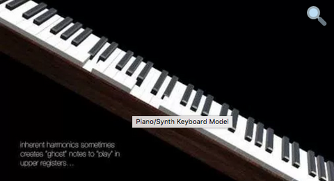 Piano/Synth Keyboard