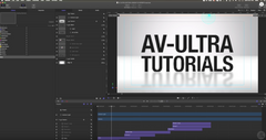 Apple Motion Professional Training 10- Render settings and Exports