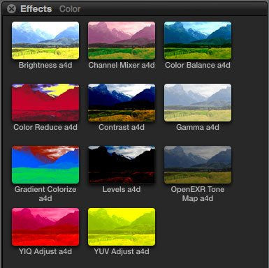Free Final Cut Pro Effects and Filters Downloads | FCPXFree