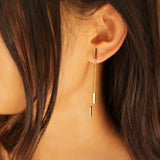 ARUNA BAR EARRINGS