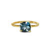 DIPTA MEDIUM BUBBLE RING - LONDON BLUE TOPAZ