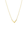 ESSENTIAL V NECKLACE