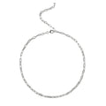 ESSENTIAL 17 INCH LARGE CABLE NECKLACE