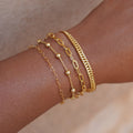 ESSENTIAL LARGE CABLE BRACELET