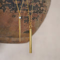 GIRI NEEDLE NECKLACE