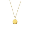 GIRI PLAIN ROUND NECKLACE