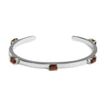 NALA BANGLE - SMOKEY QUARTZ