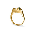 OCTO TOURMALINE RING - GOLD