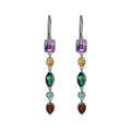 TARA GEMSTONE EARRINGS