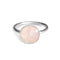 VIRA BOLD RING - ROSE QUARTZ