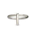 ARUNA PLAIN BAR RING