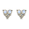 ASMARA RAINBOW MOONSTONE EARRING