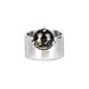 VIRA BOLD RING - APACHE GOLD PYRITE SMALL