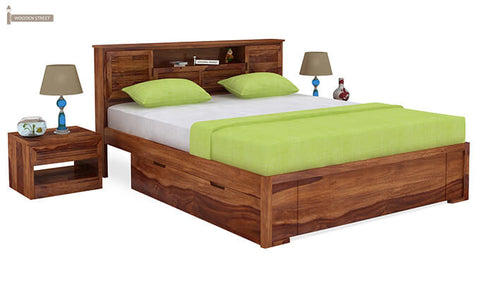 Ferguson Bed With Storage