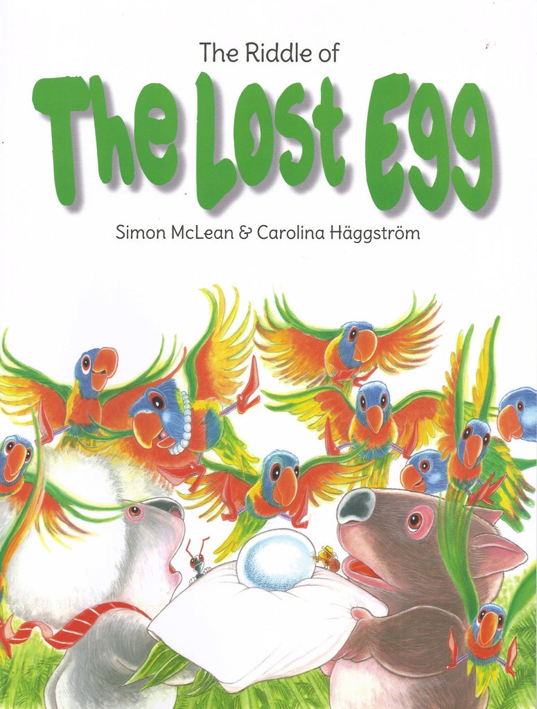 The Riddle of the Lost Egg