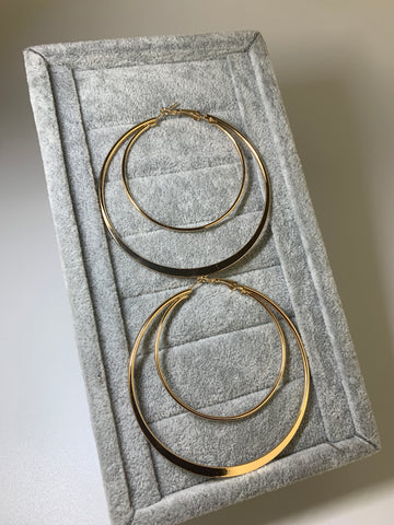 BILLIE Hoop Earrings