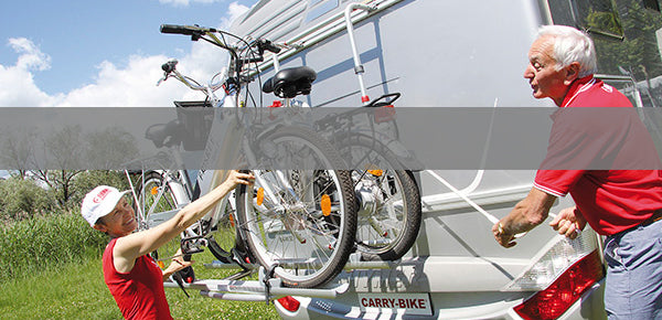 Fiamma Carry-Bikes, designed to make your life easy