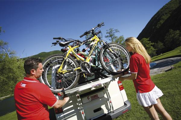 Vw Fiamma Bike Rack