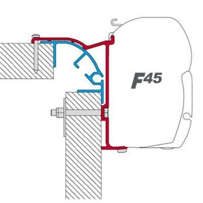F45 Adapter KIT BAILEY SERIES 2 (98655-946)