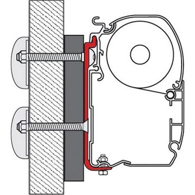 BAILEY F45S BRACKET (98655-879)