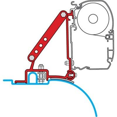 F45 Adapter KIT DUCATO / JUMPER / BOXER (98655-680)
