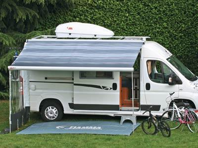 Campervan F65S Awning