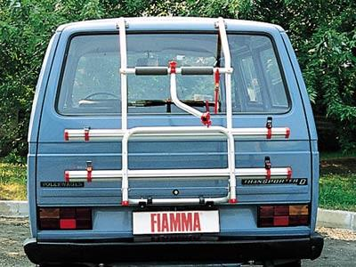 Fiamma Carry Bike Rack VW T3 / VW T25 - 1