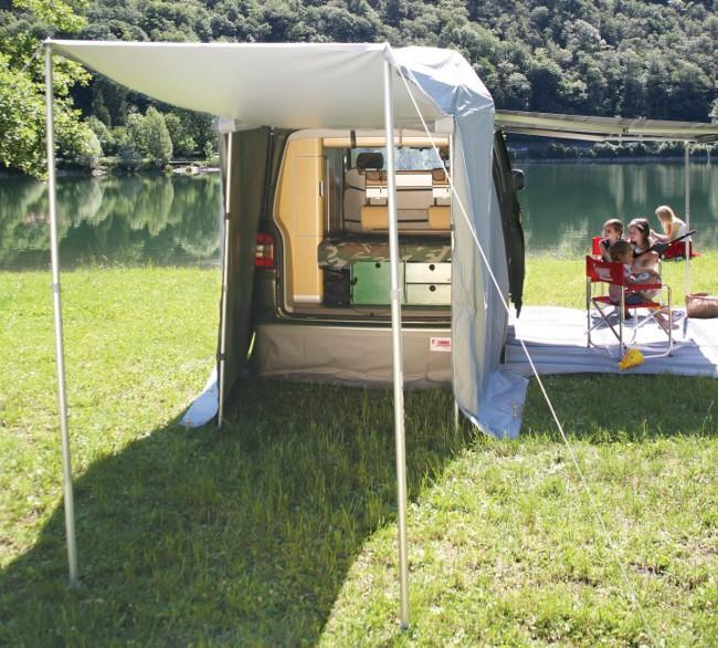 Fiamma rear door awning