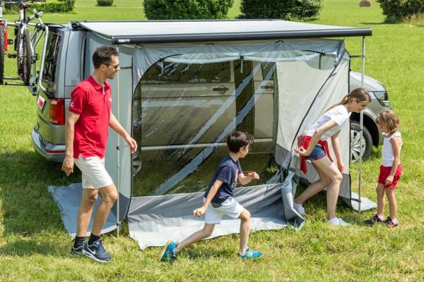 Fiamma Vw Awning Suitable For T5 Amp T6 Uk Main Agents