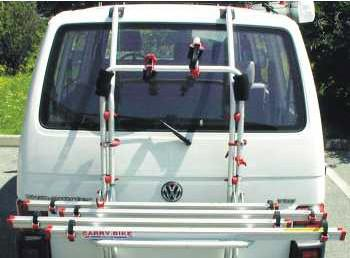 Fiamma Carry Bike Rack VW T4 - 2