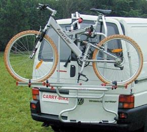 Fiamma Carry Bike Rack VW T4 D - 1