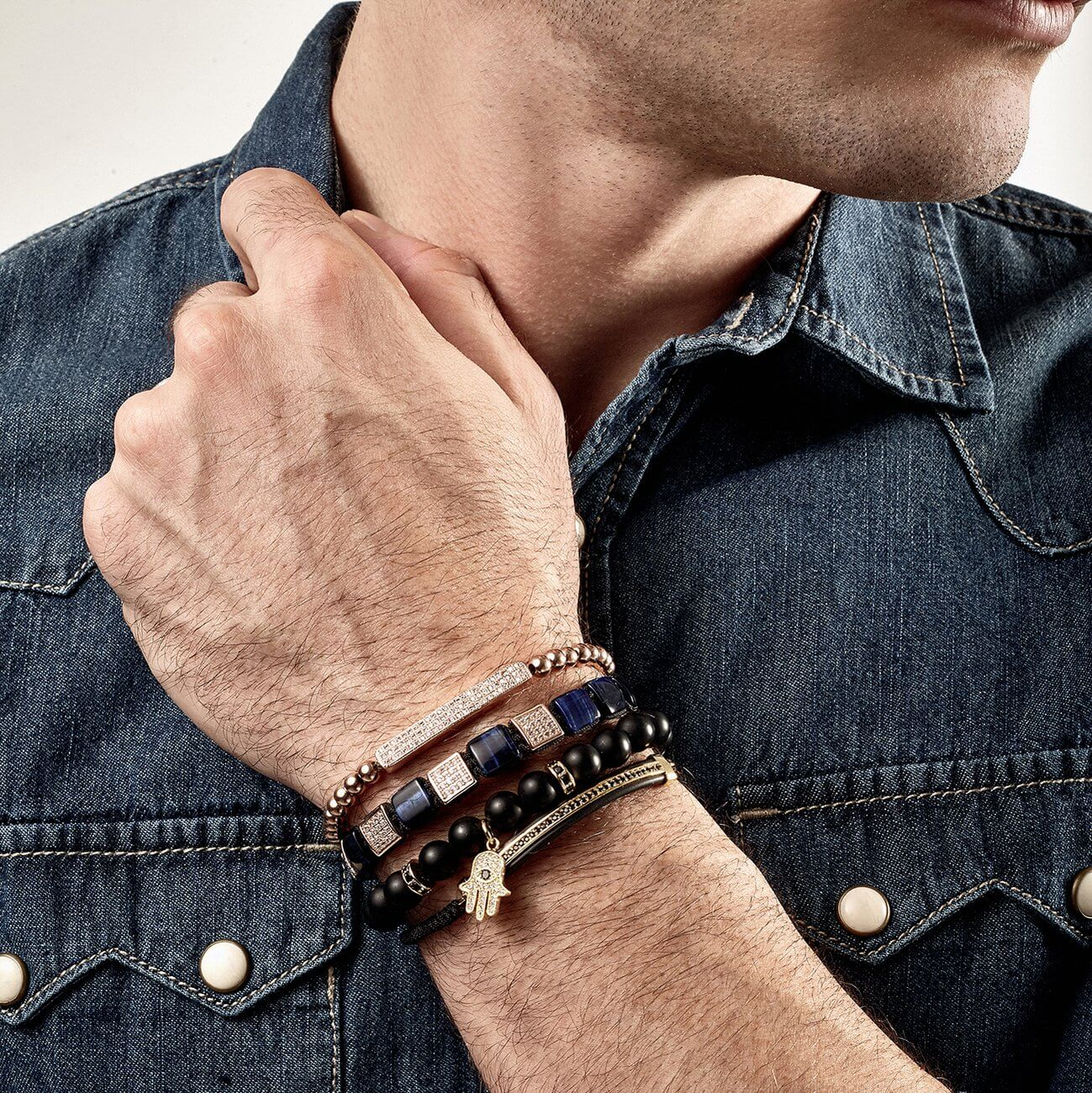 5 REASONS MEN SHOULD WEAR JEWELRY