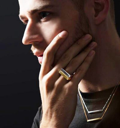 JEWELRY TRENDS FOR MEN: 5 ESSENTIAL PIECES OF MENS JEWELRY