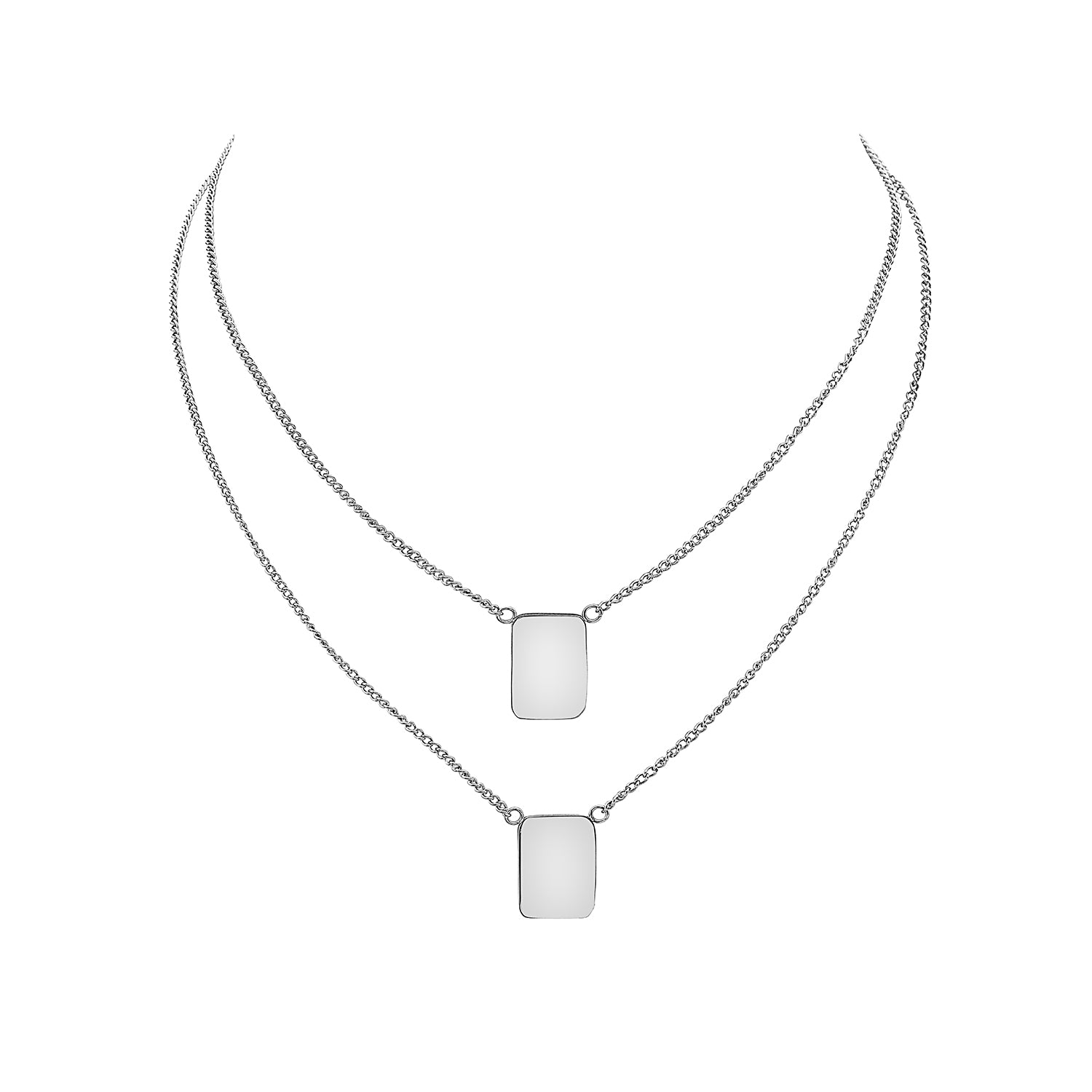 Scapular Necklace by anthony pecoraro for seven50 \\ Hot Summer Trend in 2018