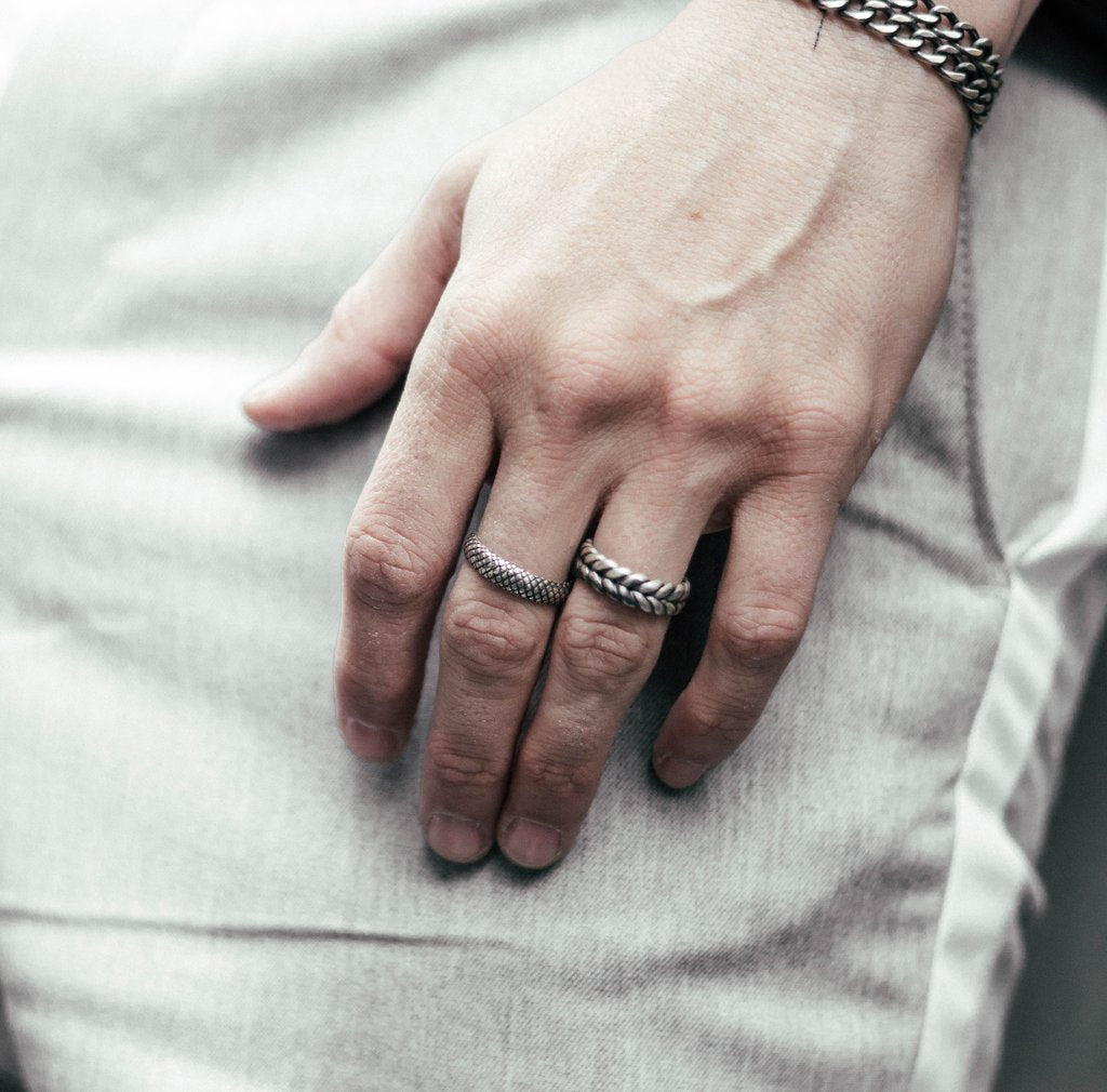 Significance of ring on middle finger