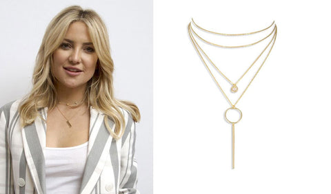 Kate Hudson SEVEN50 Jewelry