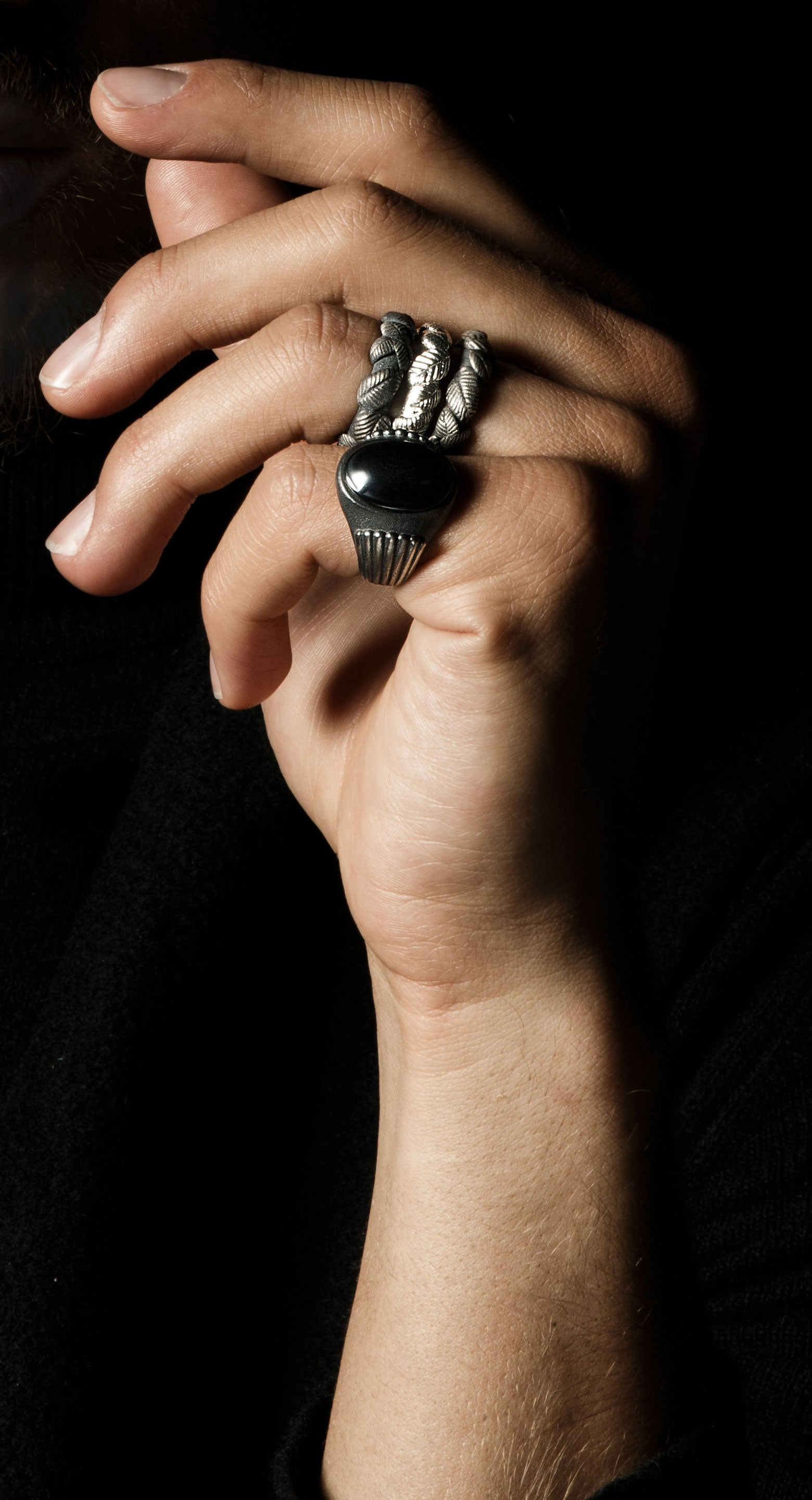 Mens Fashion Jewelry \ Men's Fashion: the lords of the rings by seven50