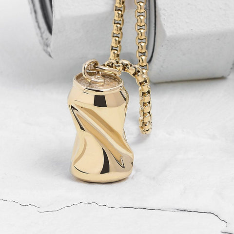 VITALY DESIGN x SEVEN50 - FIZZ X GOLD NECKLACE