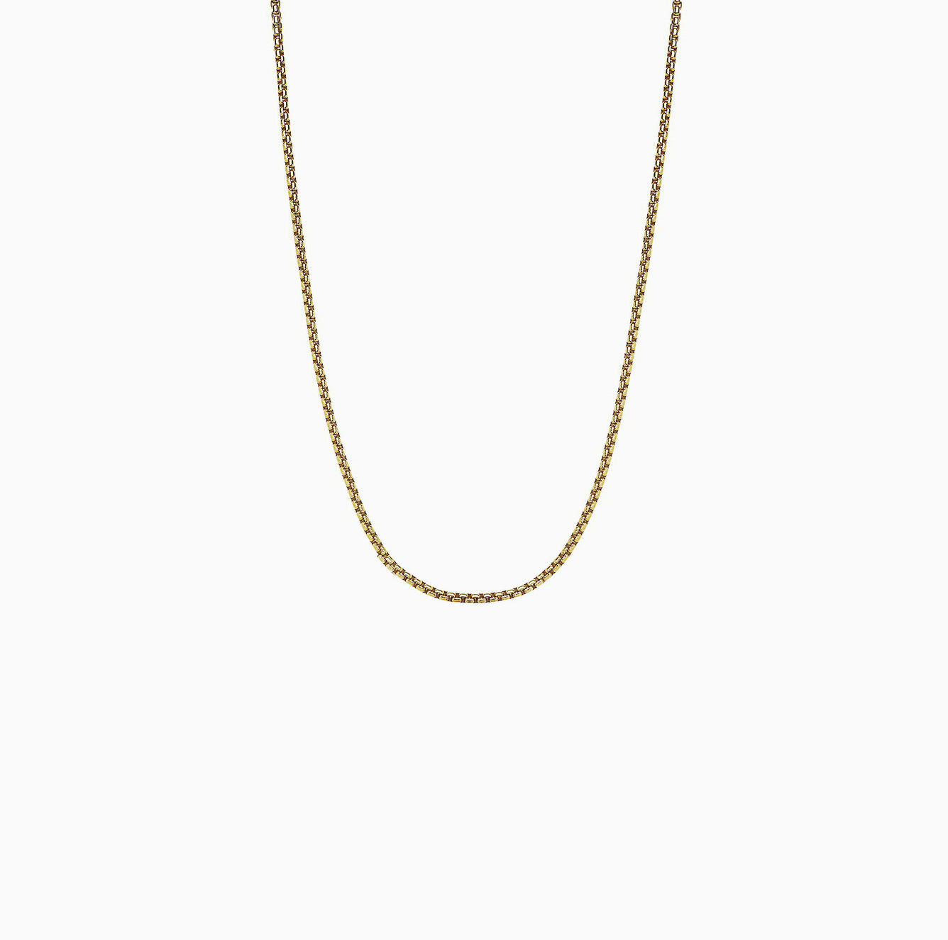 yellow round box chain by andrea denver for seven50
