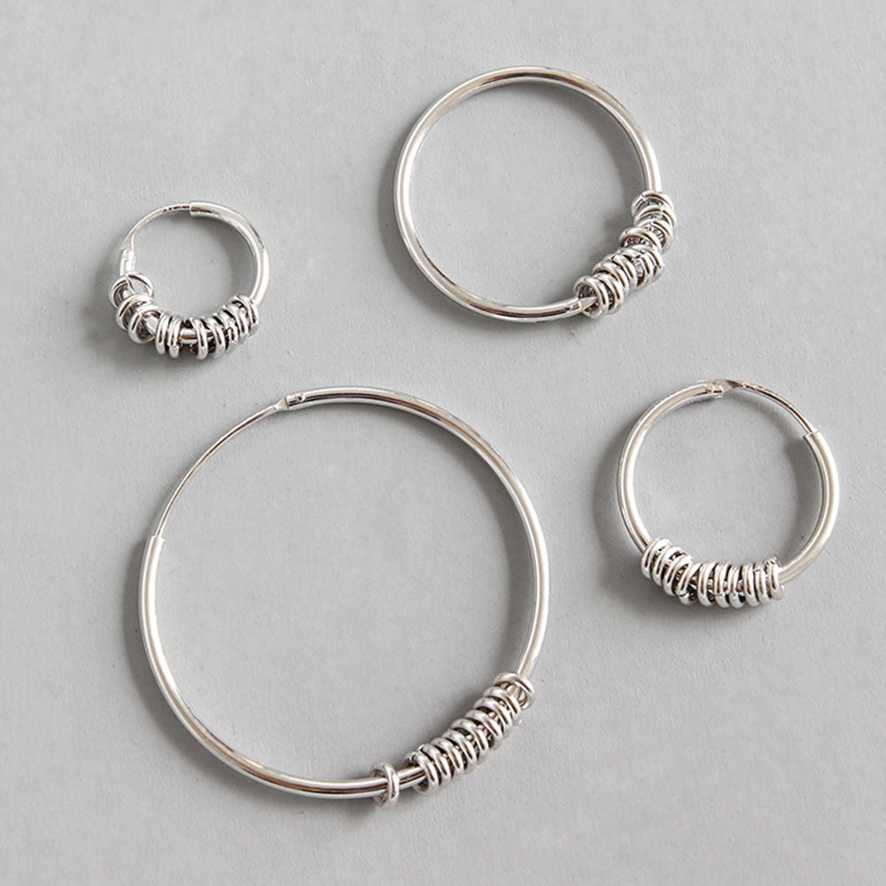 925-sterling-silver-classic-round-handmade-earrings-with-multi-small-circles-3