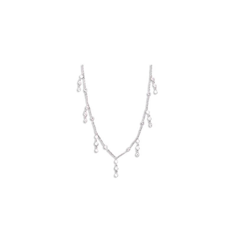 CHANDELIER NECKLACE, Collana, JESSICA MICHEL SERFATY, SEVEN50 GROUP USA - SEVEN-50.COM