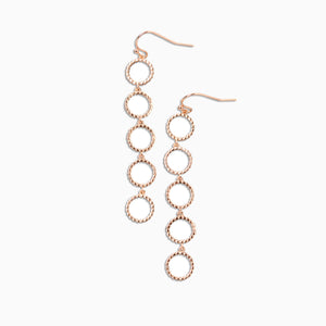 CIRCLE LINK EARRINGS, EARINGS, ELIZABETH WHEELAND, SEVEN50 GROUP USA - SEVEN-50.COM